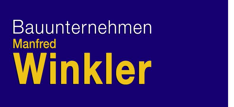 Bauunternehmen Manfred Winkler